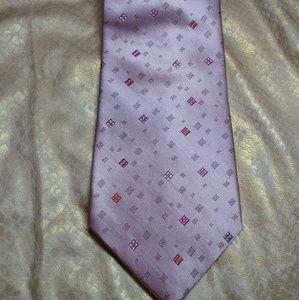 DKNY silk tie.  Think spring